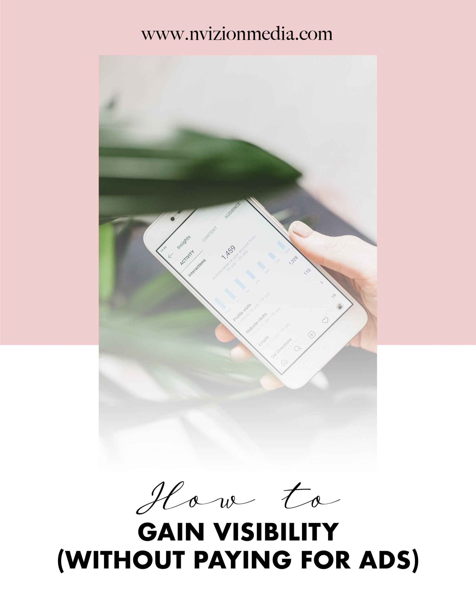 How to Grow on Instagram and Increase Your Brand Visibility (Without Paying for Ads)